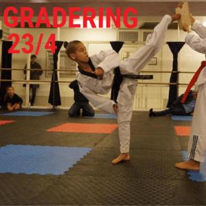 Gradering 23/4